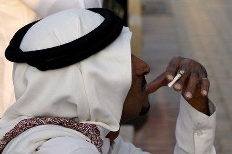 saudi smoking