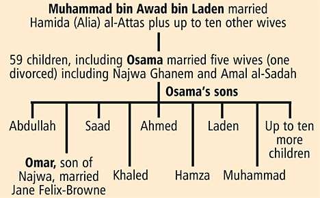 Saudi Arabia Royal Family Tree http://americanbedu.com/2011/05/12/saudi-arabiausa-reaction-to-death-of-usama-bin-laden/