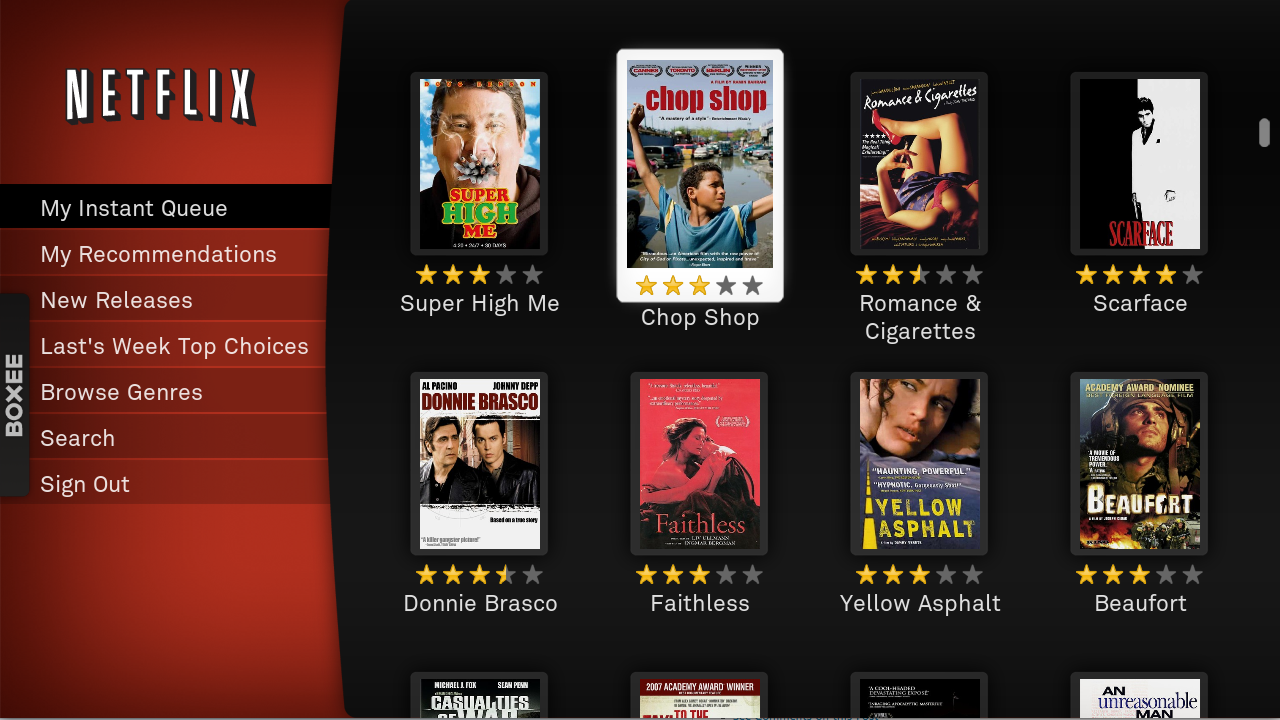Windows 7 Netflix  full