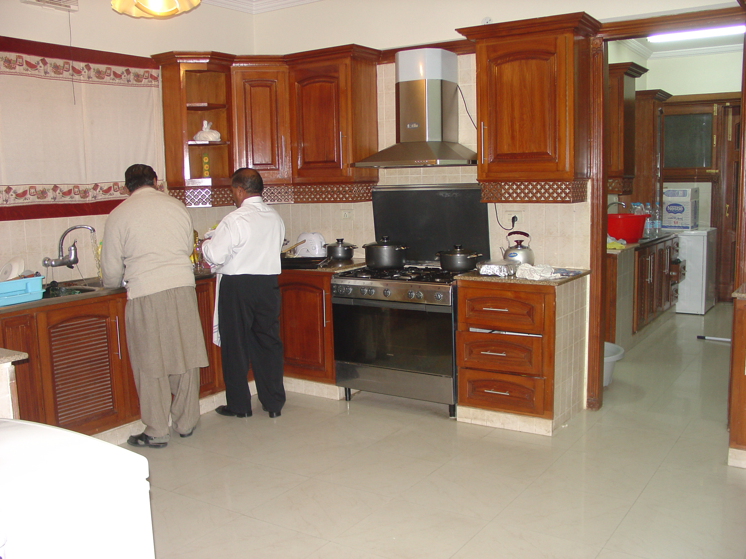 Beautiful Kitchens of Design in Pakistan