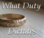 married by duty