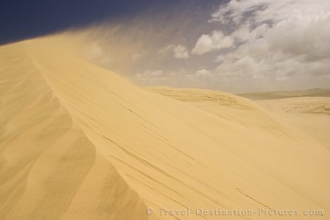 New Zealand, North Island, Northland, Te Paki Sanddunes