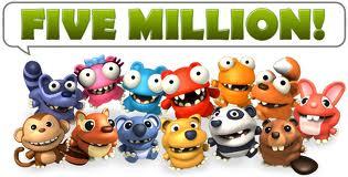 5 million