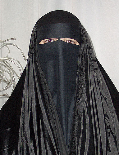 beudion niqab