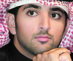 handsome emirati