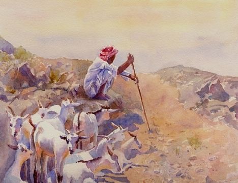 the-goatherd