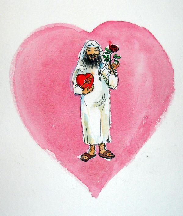 The romance of Valentine in Saudi Arabia | American Bedu